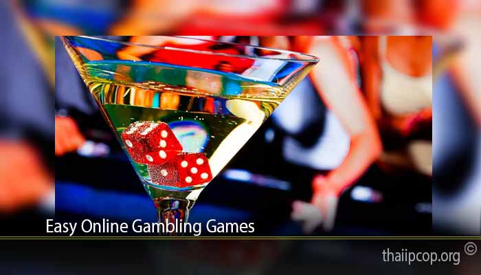 Easy Online Gambling Games